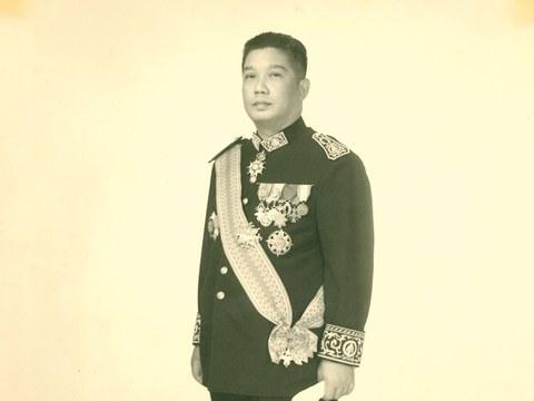 ນາຍົກຣັຖມົນຕຣີ ຜຸຍ ຊນະນິກອນ, 1958